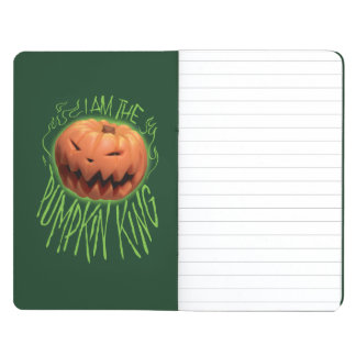 Jack Skellington | I Am The Pumpkin King Journal