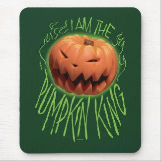 Jack Skellington | I Am The Pumpkin King Mouse Pad
