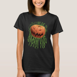 Jack Skellington   I Am The Pumpkin King T-Shirt