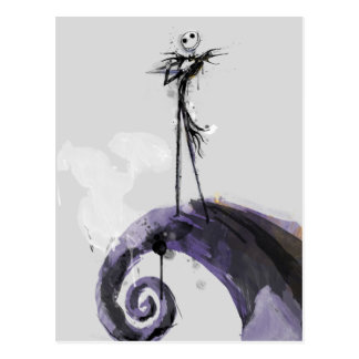 Jack Skellington | Jack Is Back Postcard