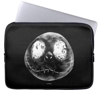 Jack Skellington | Just Smile Laptop Sleeve