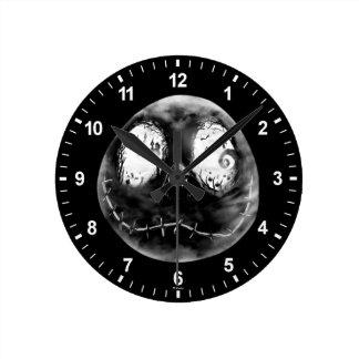 Jack Skellington | Just Smile Round Clock