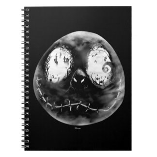 Jack Skellington | Just Smile Spiral Notebook