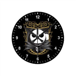 Jack Skellington | King Jack Round Clock