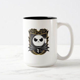 Jack Skellington | King Jack Two-Tone Coffee Mug