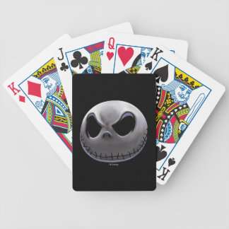Jack Skellington | Master of Fright Bicycle Playing Cards