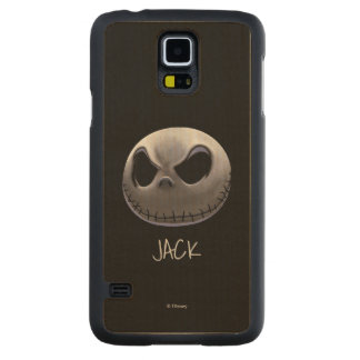 Jack Skellington | Master of Fright Carved Maple Galaxy S5 Case
