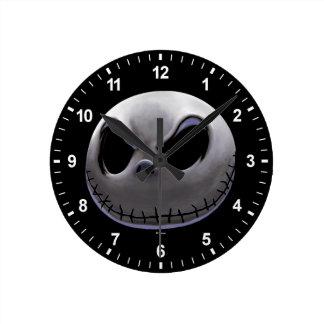 Jack Skellington | Master of Fright Round Clock