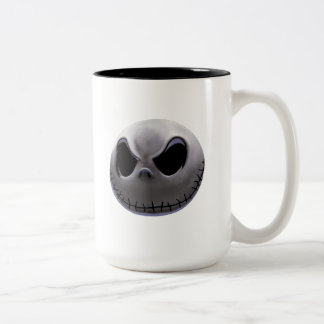Jack Skellington | Master of Fright Two-Tone Coffee Mug