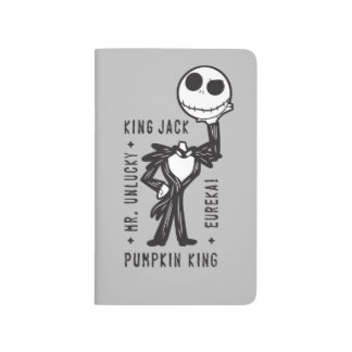 Jack Skellington | Mr. Unlucky Journal