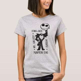 Jack Skellington   Mr. Unlucky T-Shirt