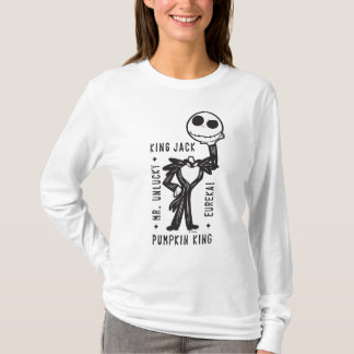 Jack Skellington | Mr. Unlucky T-Shirt