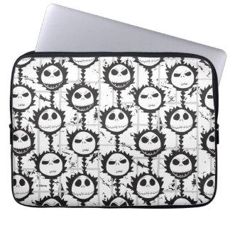 Jack Skellington - Pattern Laptop Sleeve