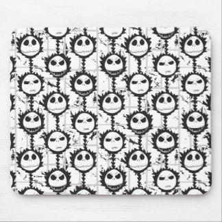Jack Skellington - Pattern Mouse Pad