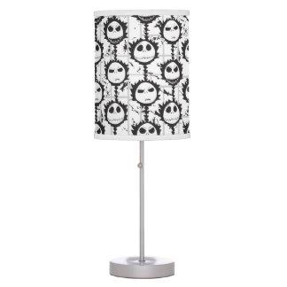 Jack Skellington - Pattern Table Lamp