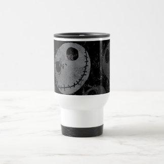 Jack Skellington Pattern Travel Mug