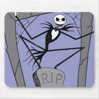 Jack Skellington | RIP Mouse Pad