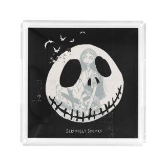 Jack Skellington | Seriously Spooky Acrylic Tray