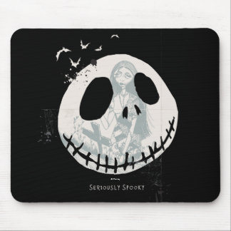 Jack Skellington | Seriously Spooky Mouse Pad