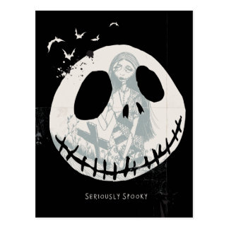 Jack Skellington | Seriously Spooky Postcard