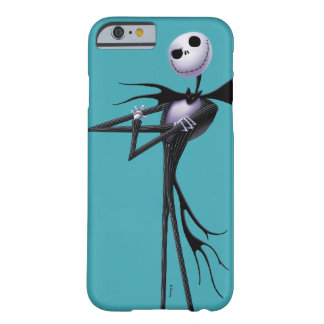 Jack Skellington | Standing Barely There iPhone 6 Case