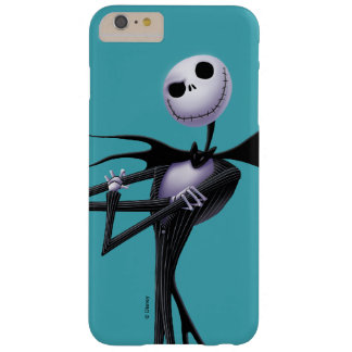 Jack Skellington | Standing Barely There iPhone 6 Plus Case
