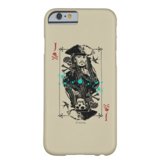 Jack Sparrow - A Wanted Man Barely There iPhone 6 Case