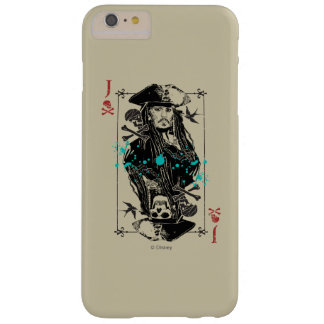 Jack Sparrow - A Wanted Man Barely There iPhone 6 Plus Case