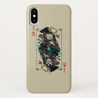 Jack Sparrow - A Wanted Man Case-Mate iPhone Case