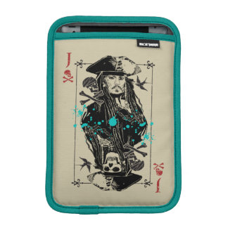 Jack Sparrow - A Wanted Man iPad Mini Sleeve