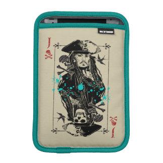 Jack Sparrow - A Wanted Man iPad Mini Sleeves