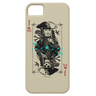 Jack Sparrow - A Wanted Man iPhone 5 Cases
