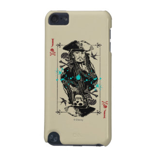 Jack Sparrow - A Wanted Man iPod Touch 5G Cover