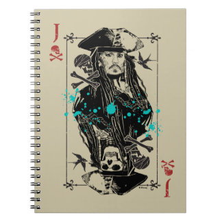 Jack Sparrow - A Wanted Man Notebooks