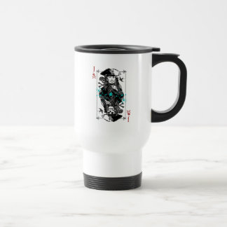 Jack Sparrow - A Wanted Man Travel Mug