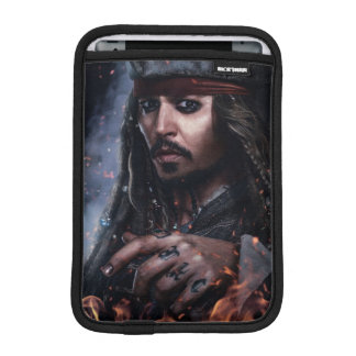 Jack Sparrow - Legendary Pirate iPad Mini Sleeve