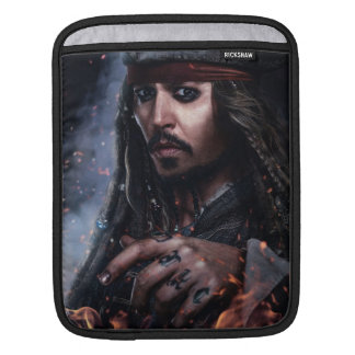 Jack Sparrow - Legendary Pirate iPad Sleeve