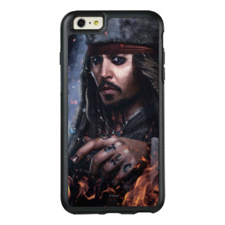 Jack Sparrow - Legendary Pirate OtterBox iPhone 6/6s Plus Case