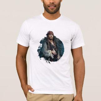 Jack Sparrow Portrait 2 T-Shirt