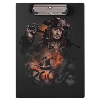 Jack Sparrow - Rogue Clipboard
