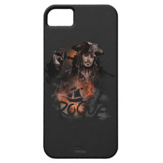 Jack Sparrow - Rogue iPhone 5 Cover