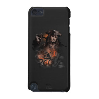 Jack Sparrow - Rogue iPod Touch (5th Generation) Case