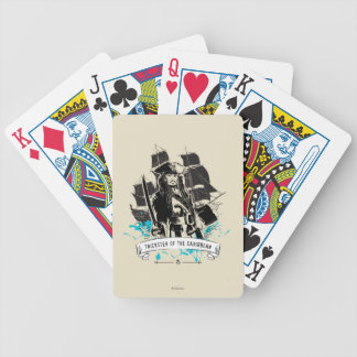 Jack Sparrow - Trickster of the Caribbean Bicycle Playing Cards