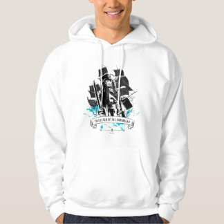 Jack Sparrow - Trickster of the Caribbean Hoodie