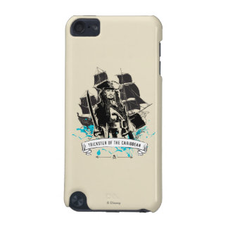 Jack Sparrow - Trickster of the Caribbean iPod Touch 5G Cover