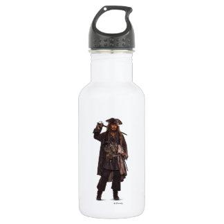 Jack Sparrow - Uncatchable 532 Ml Water Bottle