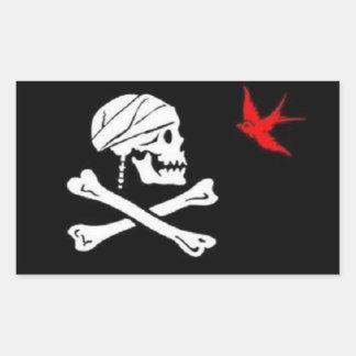 Jack Sparrow's Pirate Flag Sticker