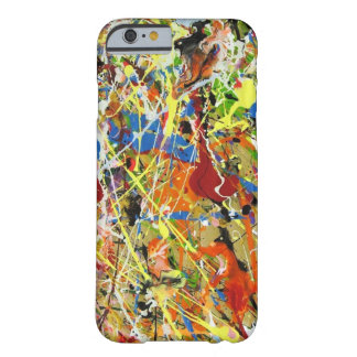 'Jack the Dripper' Paint Covered IPhone 6 Case