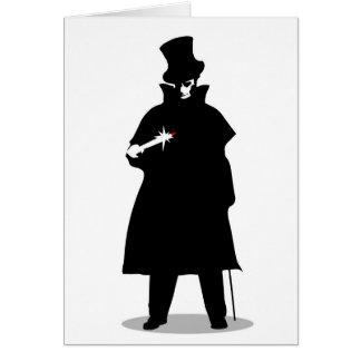 Jack The Ripper Card