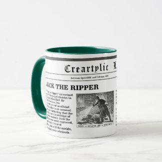 Jack the ripper mug